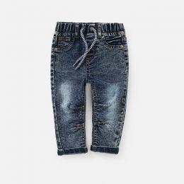Children's washing jeans