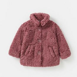 Children Imitation Lint Coat