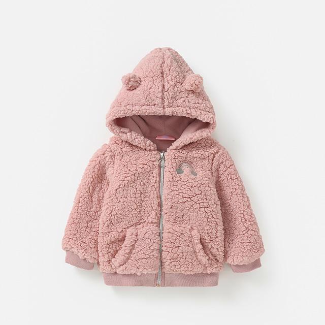 Children's lamb sweater