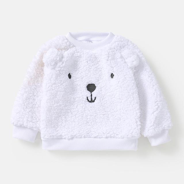 Baby cute animal cartoon sweater