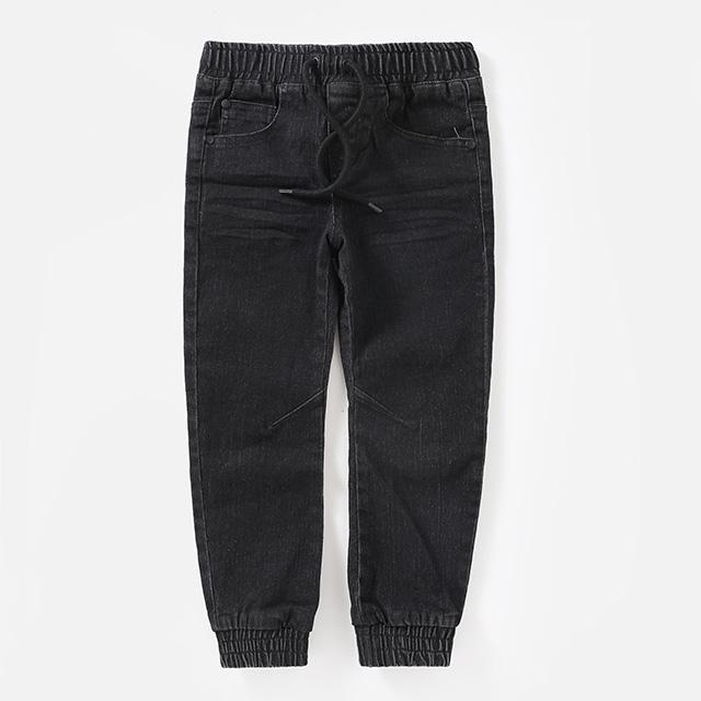 Children's black jeans