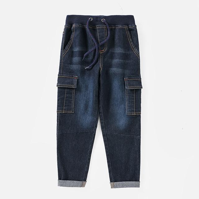 Children's multi bag jeans