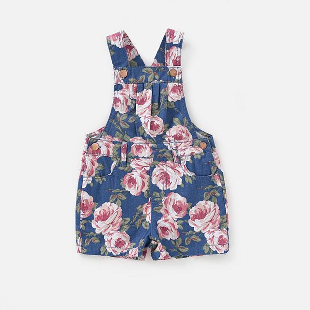 Girls' printed Suspenders